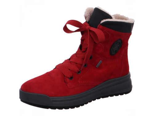 Niskie ciepłe buty damskie