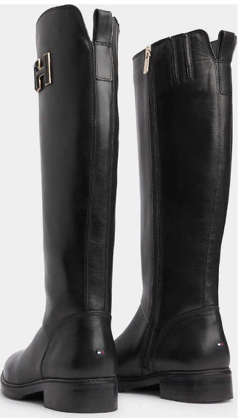 Nowoczesne buty designerskie Tommy Hilfiger