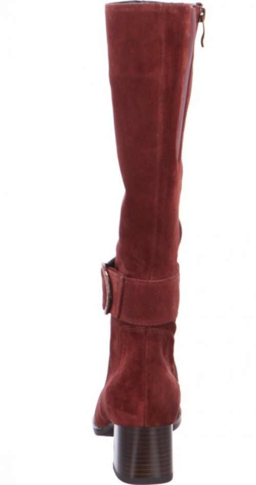 Wysokie buty damskie z wyjmowaną wkładką