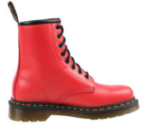 Dr. Martens 1460 czerwone damskie buty zimowe