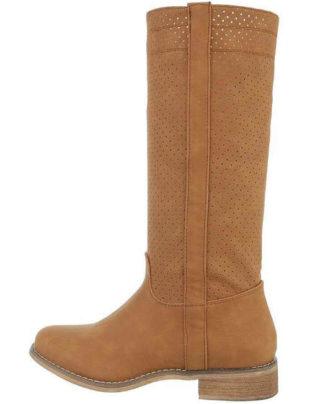 Buty damskie w kolorze brązowym