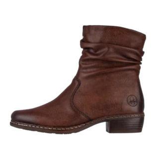 Niskie skórzane buty w nowoczesnym stylu